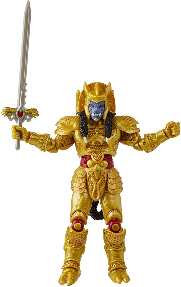 Power Rangers Lightning Collection Mighty Morphin Goldar