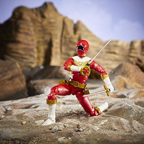 Power Rangers Lightning Collection Zeo Red Ranger