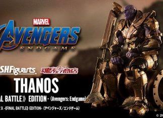S.H.Figuarts Thanos -Final Battle Edition- [Avengers: Endgame]