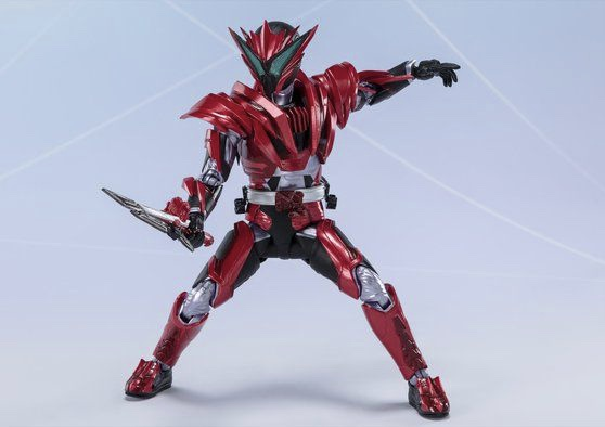 S.H.Figuarts Kamen Rider Jin Burning Falcon