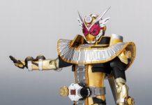 S.H.Figuarts Kamen Rider Zi-O Ohma Form