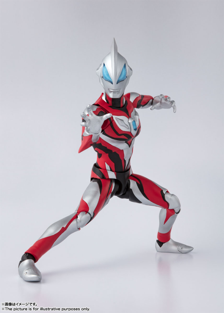 S.H.Figuarts Ultraman Geed Primitive (New Generation Edition)