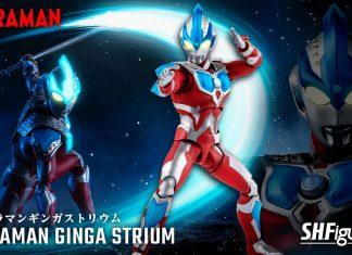 S.H.Figuarts Ultraman Ginga Strium