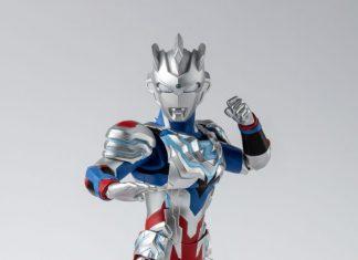 S.H.Figuarts Ultraman Z Alpha Edge