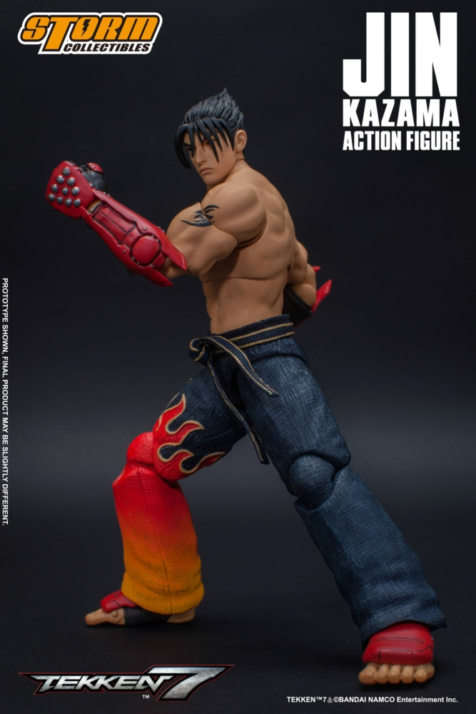 Storm Collectibles Jin Kazama [Tekken 7]
