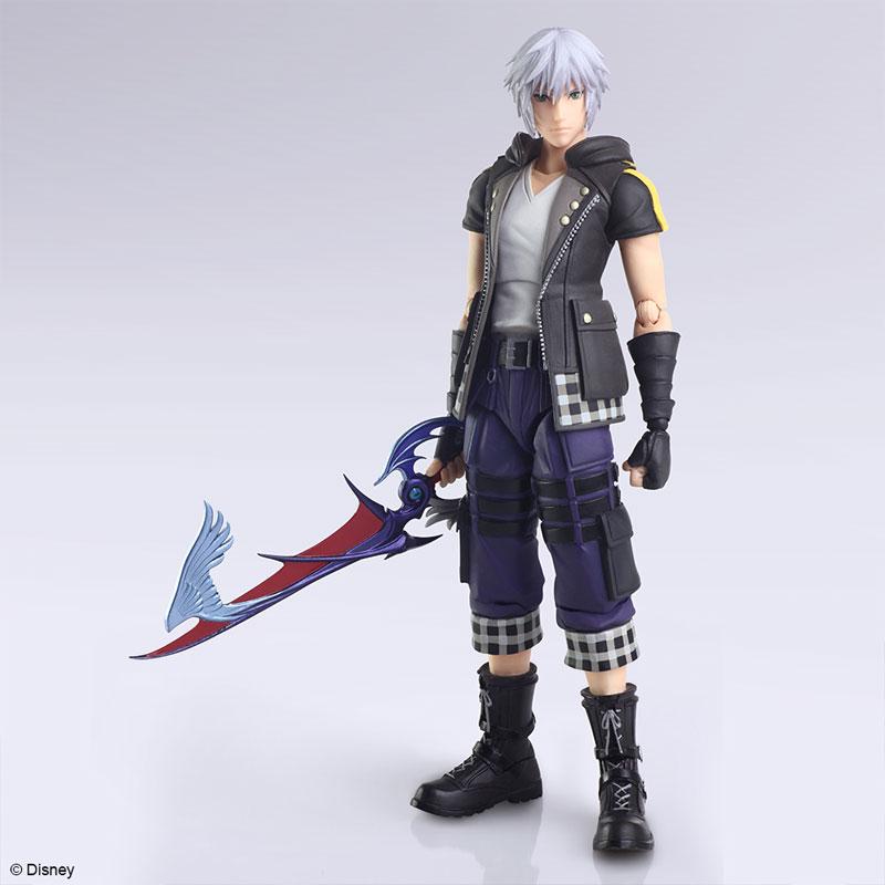 Bring Arts Riku Version 2 [Kingdom Hearts III]