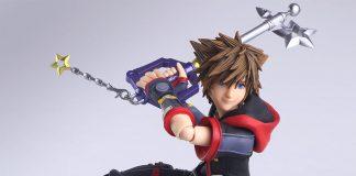 Bring Arts Sora Version 2 [Kingdom Hearts III]