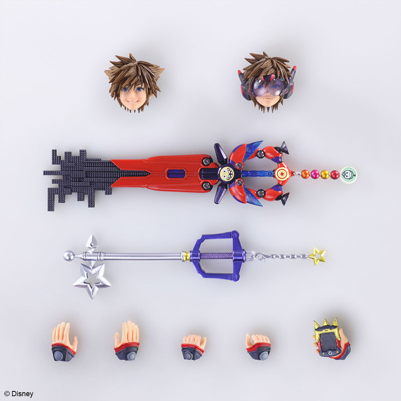 Bring Arts Sora Version 2 [Kingdom Hearts III]