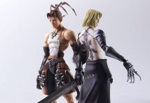 Bring Arts Series Ashley Riot & Sydney Losstarot [Vagrant Story]