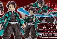 Figma 498-DX Tanjiro Kamado DX Edition [Demon Slayer: Kimetsu no Yaiba]