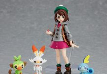Figma SP-134 Gloria [Pokémon Sword and Shield]