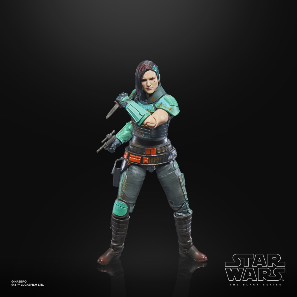 Star Wars: The Black Series Credit Collection Cara Dune