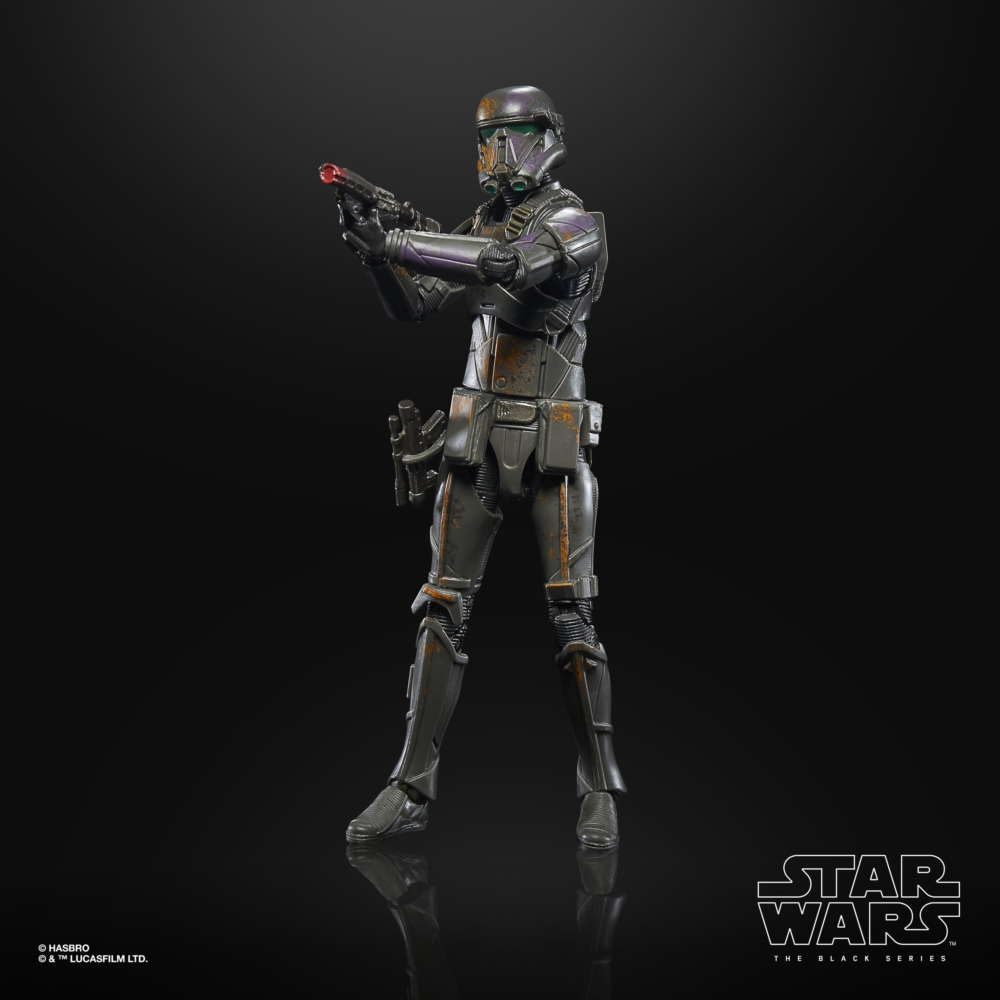 Star Wars: The Black Series Credit Collection Imperial Death Trooper