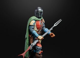 Star Wars: The Black Series Credit Collection The Mandalorian