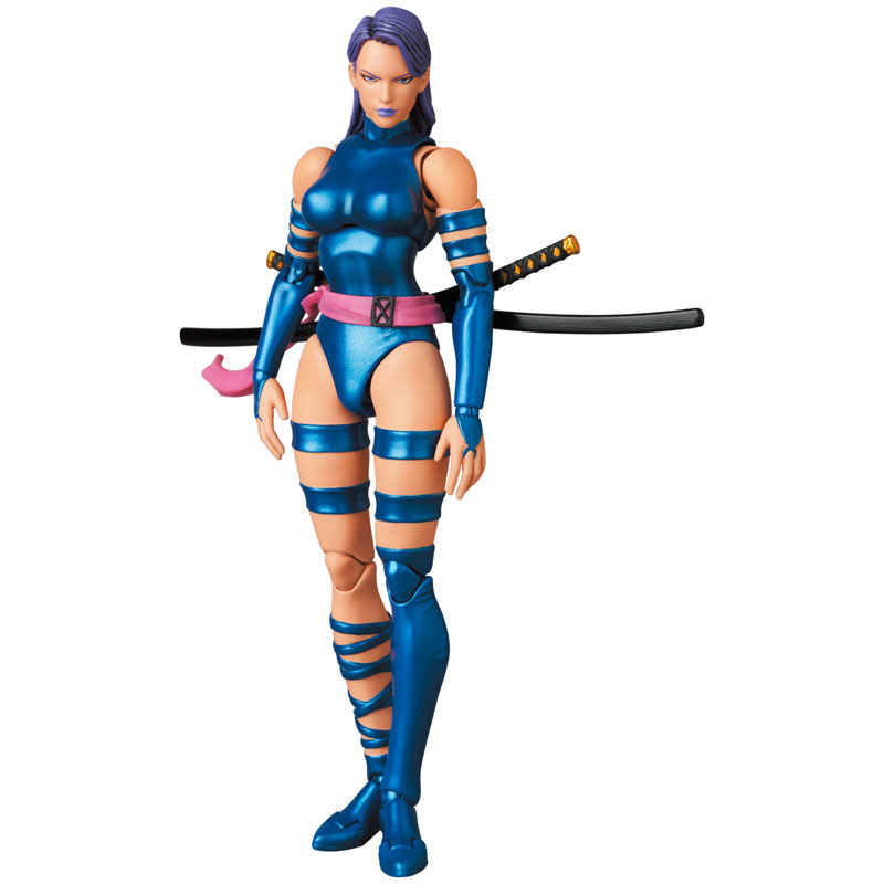 Mafex Series No.141 Psylocke (Comic Ver.) [X-Men]