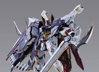 Metal Build Crossbone Gundam X-1 Full Cloth