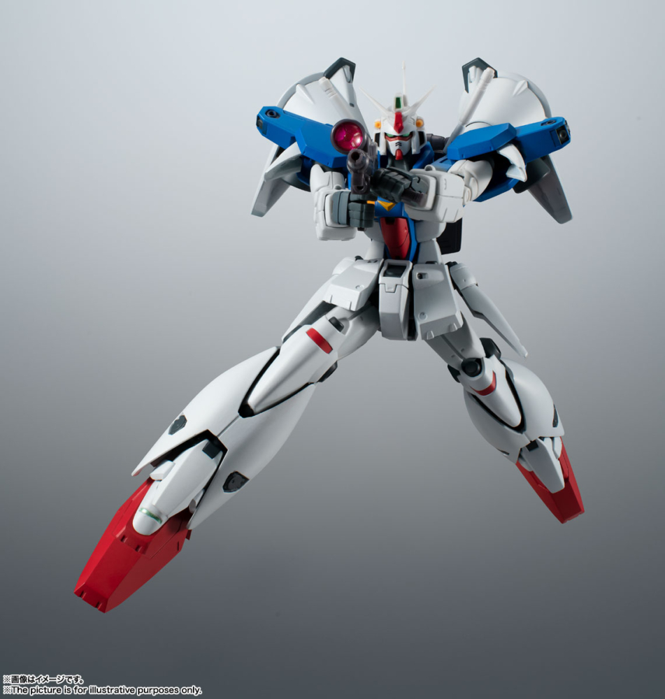 "Robot Spirits RX-78GP01Fb Gundam ""Zephyranthes"" Full Burnern (ver. A.N.I.M.E.)"