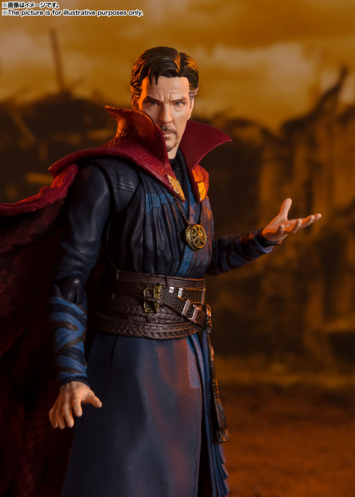 S.H.Figuarts Doctor Strange -Battle on Titan Edition- [Avengers: Infinity War]