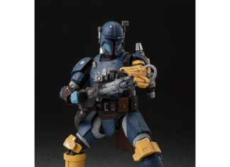 S.H.Figuarts Heavy Infantry Mandalorian [Star Wars: The Mandalorian]