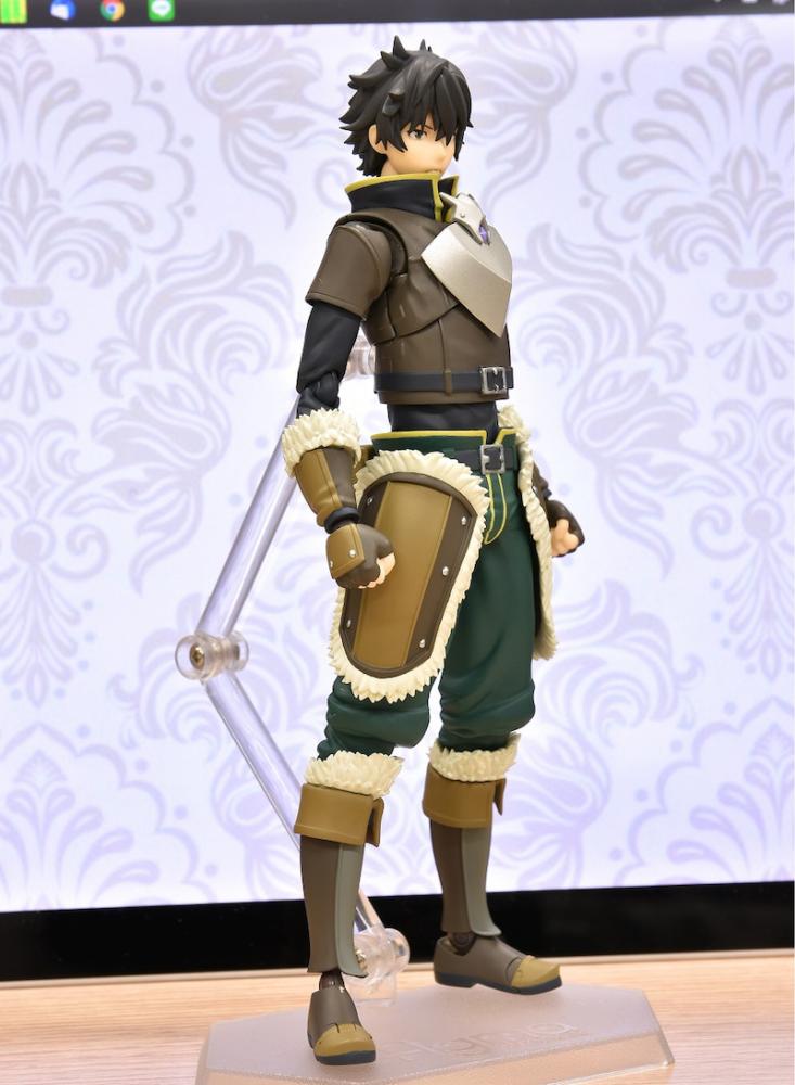 Figma Naofumi Iwatani [The Rising of the Shield Hero]