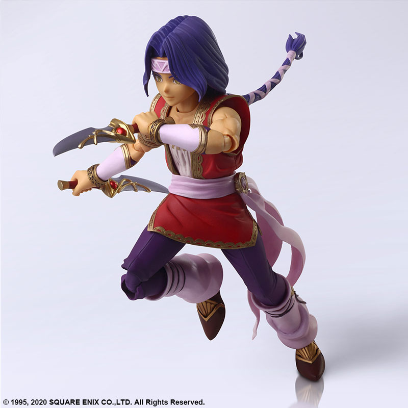 Bring Arts Series Hawkeye & Reese [The Legend of Sacred Sword 3: Trials of Mana]