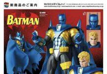 Mafex Series No.144 Knightfall Batman