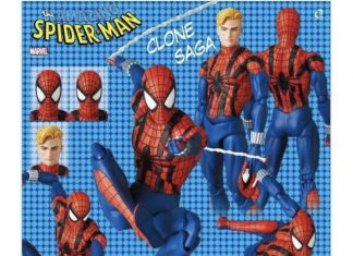 Mafex series No.143 Spider-man Ben Reilly [Comic Ver.]