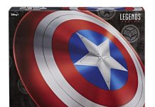 Marvel Legends 1/1 Captain America Role Play Shield [The Falcon and The Winter Soldier]