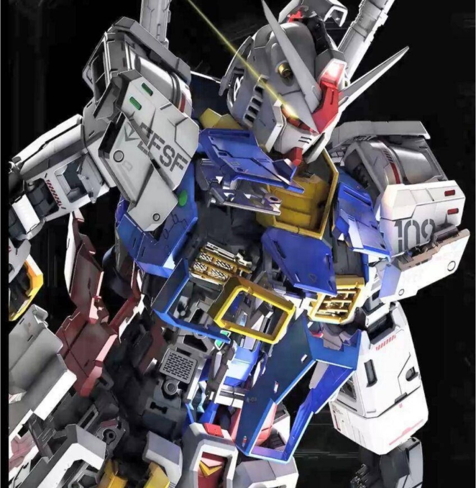 Perfect Grade Unleashed 1/60 RX-78-2 Gundam