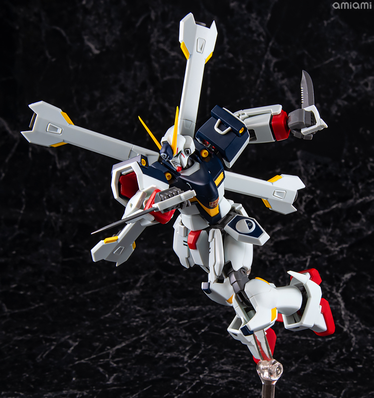 Robot Spirits (Side MS) Crossbone Gundam X1/X1 Kai Evolution Spec