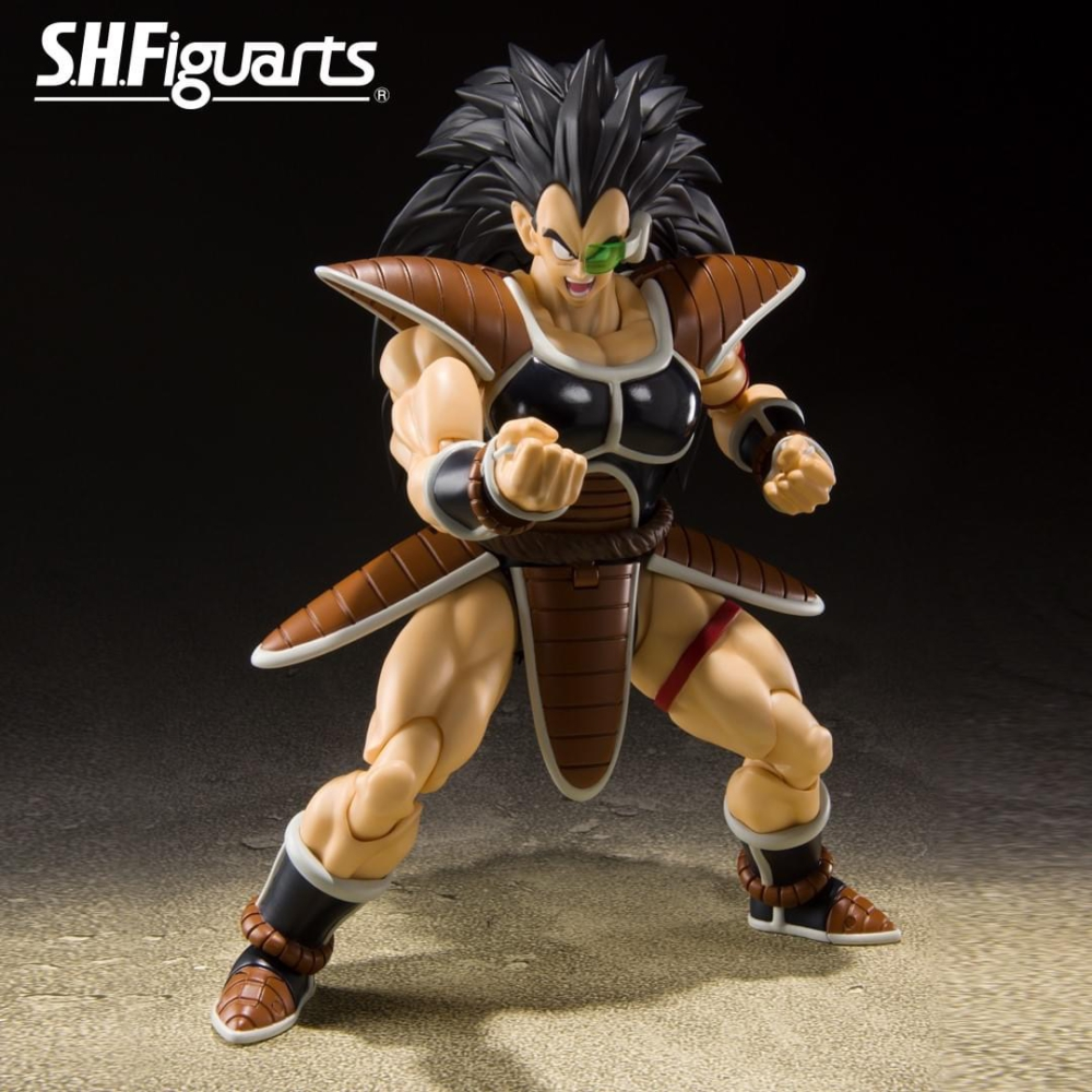 S.H.Figuarts Raditz [Dragon Ball Z]S.H.Figuarts Raditz [Dragon Ball Z]