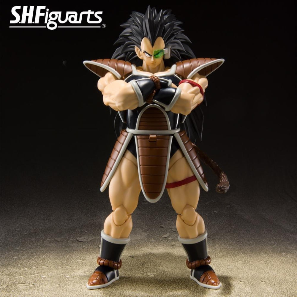 S.H.Figuarts Raditz [Dragon Ball Z]