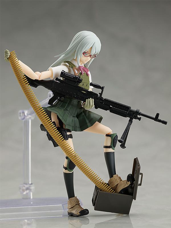 Figma SP-136 Ai Nishibe [Little Armory]