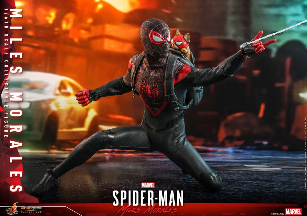 Hot Toys 1/6th scale Marvel's Spider-Man: Miles Morales