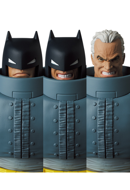 Mafex series No.146 Armored Batman [The Dark Knight Returns]