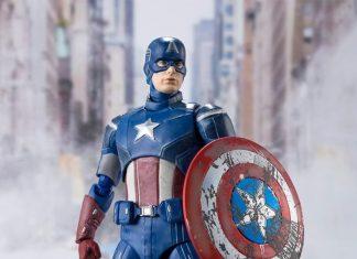 S.H.Figuarts Captain America Avengers Assemble Edition [Avengers]
