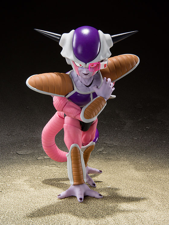 S.H.Figuarts Frieza First Form & Frieza Pod