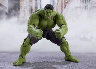 S.H.Figuarts Hulk Avengers Assemble Edition [Avengers]