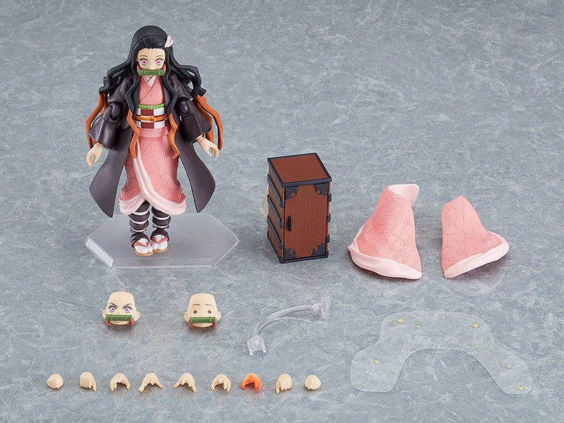 Figma 508-DX Nezuko Kamado DX Edition [Demon Slayer: Kimetsu no Yaiba]