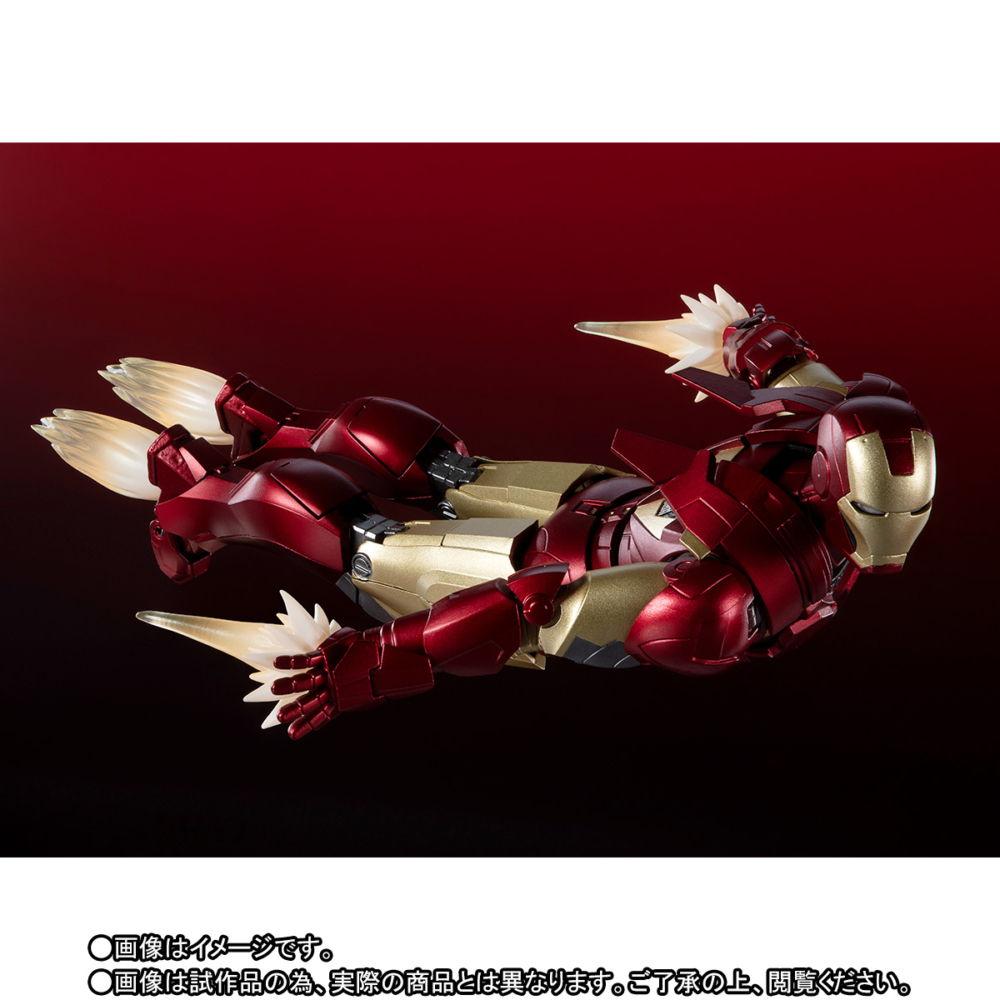 S.H.Figuarts Iron Man Avengers Assemble Edition [Avengers]