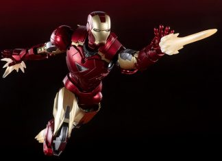 S.H.Figuarts Iron Man Mark 6 Battle Damage Edition [Avengers]