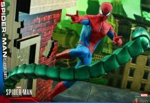 Hot Toys 1/6th scale Marvel Spider-Man (Classic Suit)