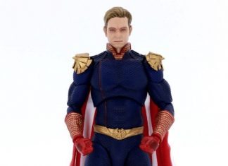 Mafex Series Homelander [The Boys]