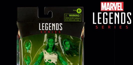 Marvel Legends Series She-Hulk Single Release