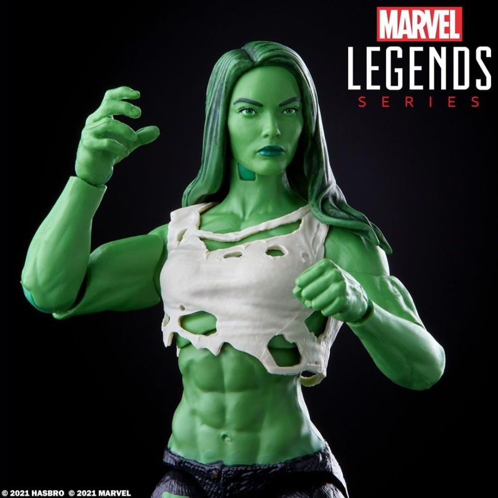 Marvel Legends Series She-Hulk Single Release
