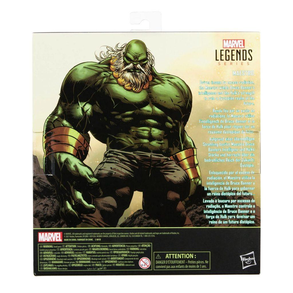 Marvel Legends Deluxe Maestro