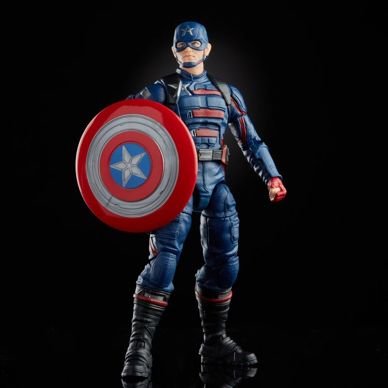 Marvel Legends Captain America John Walker [The Falcon And The Winter Soldier]