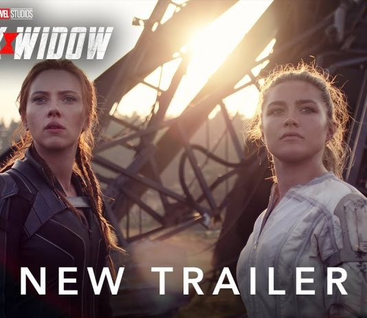 Black Widow Coming in theaters or on Disney+