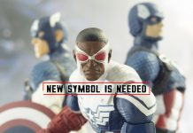 Captain America Sam Wilson is The New Symbol