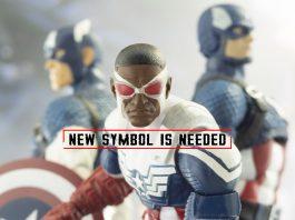 Captain America Sam Wilson is The New Symbol